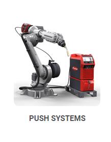 福尼斯推进式焊接机器人