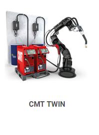 CMT Twin焊接机器人