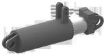 液压支撑油缸